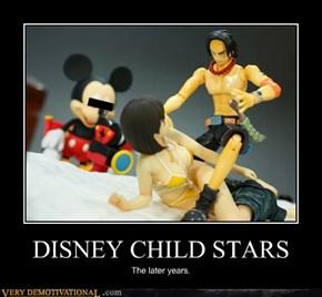 DISNEY CHILD STARS
