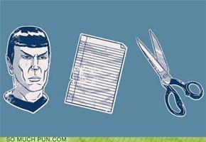 Spock Paper Scissors