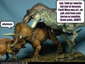 Gloatosaurus Rex