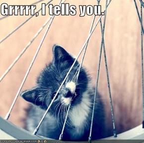 Grrrrr, I tells you.