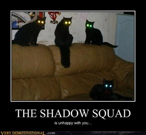 THE SHADOW SQUAD