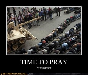 TIME TO PRAY