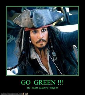 GO  GREEN !!!