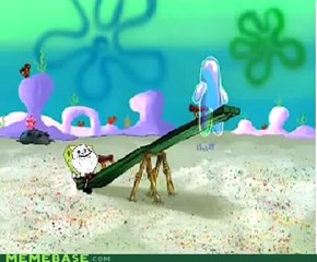 Forever a sponge