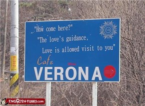 In Fair Verona, We Ler Our Scine