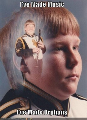 PTSD Clarinet Kid: I've Made Music
