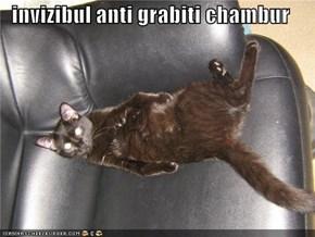 invizibul anti grabiti chambur