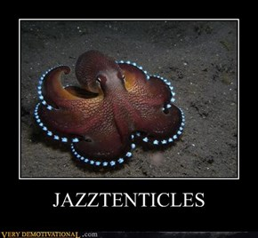 JAZZTENTICLES
