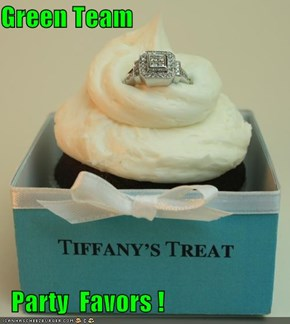 Green Team    Party  Favors !