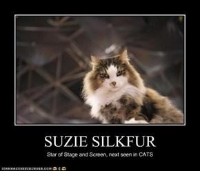 SUZIE SILKFUR