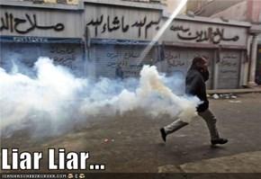 Liar Liar...