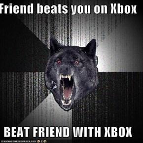 Insanity Wolf: Xbox