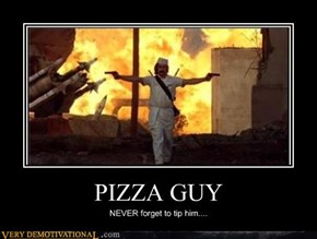 PIZZA GUY
