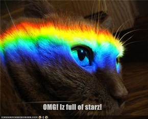 OMG! Iz full of starz!