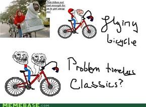 Problem ET?