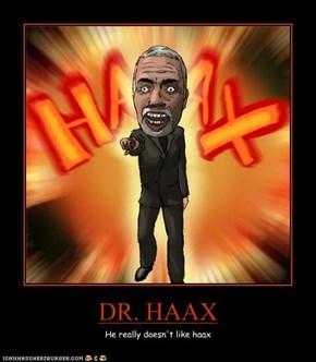 DR. HAAX