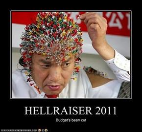 HELLRAISER 2011