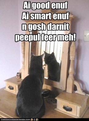 Basement Kitteh Daily Affirmations
