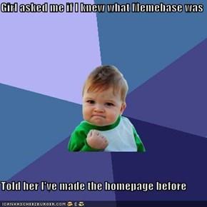 Success Kid: Memebase