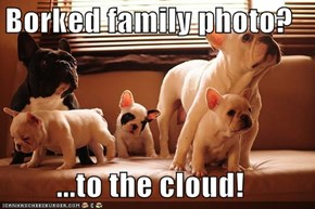 Borked family photo?  ...to the cloud!