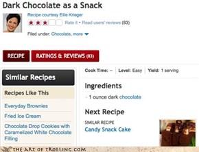 The Best Chocolate Recipe