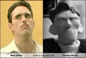 Matt Dillon Totally Looks Like Charles Muntz
