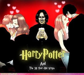 Harry Potter And The 38 Year Old Virgin