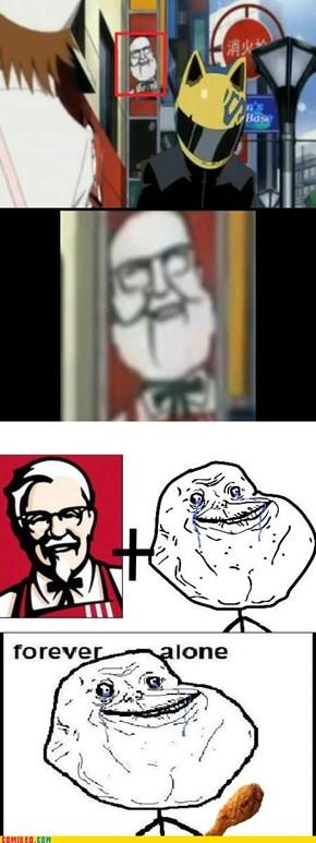 Anime Forever KFC?