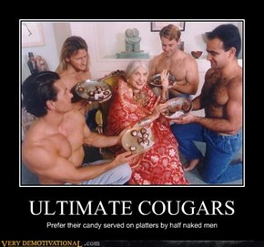ULTIMATE COUGARS