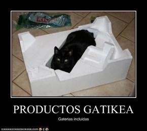 PRODUCTOS GATIKEA