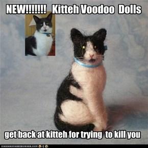 kitteh voodoo