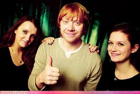 Ronald Weasley: Happy Fictional Birthday!