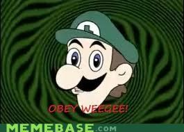 This is stu...OBEY WEEGEE!