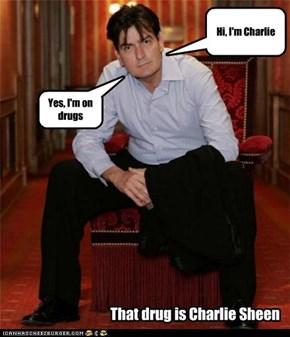 Hi, I'm Charlie