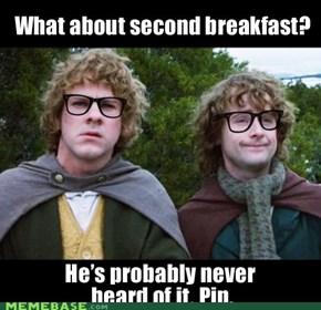 Hipster Hobbits