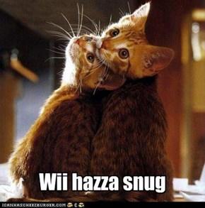 Wii hazza snug