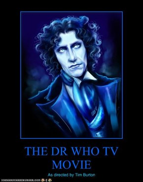 THE DR WHO TV MOVIE