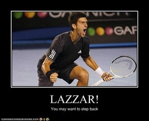 LAZZAR!