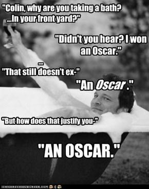 OSCAR!