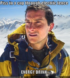 Bear Grylls: High Voltage, Baby