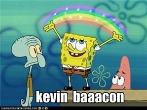 kevin  baaacon