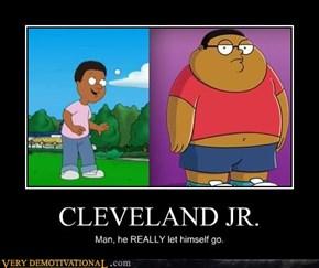 CLEVELAND JR.