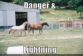 Danger &  Lightning
