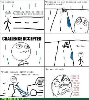 Rain Rage