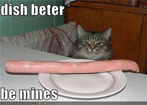 dish beter  be mines