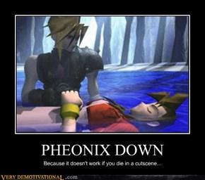 PHEONIX DOWN