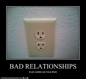 BAD RELATIONSHIPS