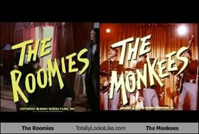 The Roomies Totally Looks Like The Monkees
