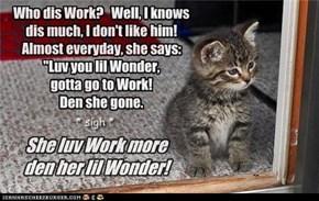 Who dis Work?