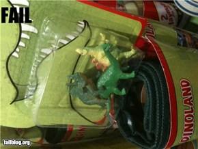 dinosaur fail
